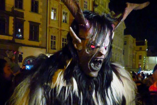 Krampus parades planned for Prague and across the Czech Republic