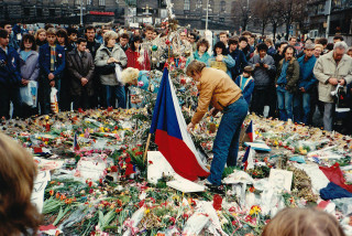 November 17, 1989: a history of the Velvet Revolution in photos