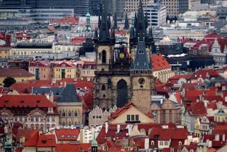 One-quarter of Prague's Old Town flats now rented out for short-term tourist accommodation