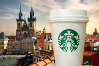 A coffee in Prague is among the world's least expensive according to new Starbucks Index