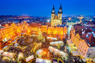 Prague City Hall launches web guide to all the city's holiday events