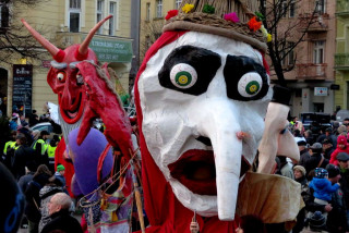 Prague Masopust 2020: These are the year's meatiest and merriest carnival celebrations