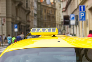Prague taxi rate going up for the first time in over a decade