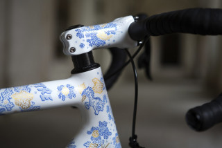 Exquisite Czech-made bike resembles traditional porcelain
