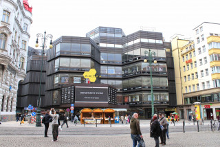 Generali bought Prague's Kotva department store, plans extensive renovation