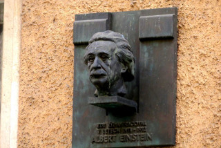 Prague uncovered: Albert Einstein's time in the Czech capital had a relatively big influence
