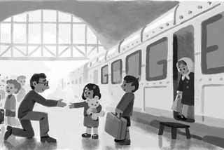 Google Doodle honors Nicholas Winton, who saved Czech Jewish children