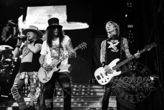 Guns N'Roses, Iron Maiden officially postpone 2020 Prague concerts