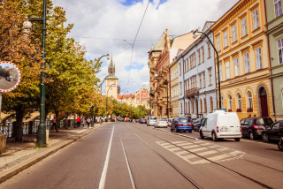 Prague's Smetanovo nábřeží will be closed to cars for the summer to create a pedestrian zone
