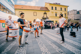 "Fun things to do in Prague, June 25-28: live music in the streets, a ""pier"" opens, and a giant waterslide"