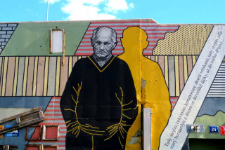 Palmovka to honor local writer Hrabal with a new and improved square