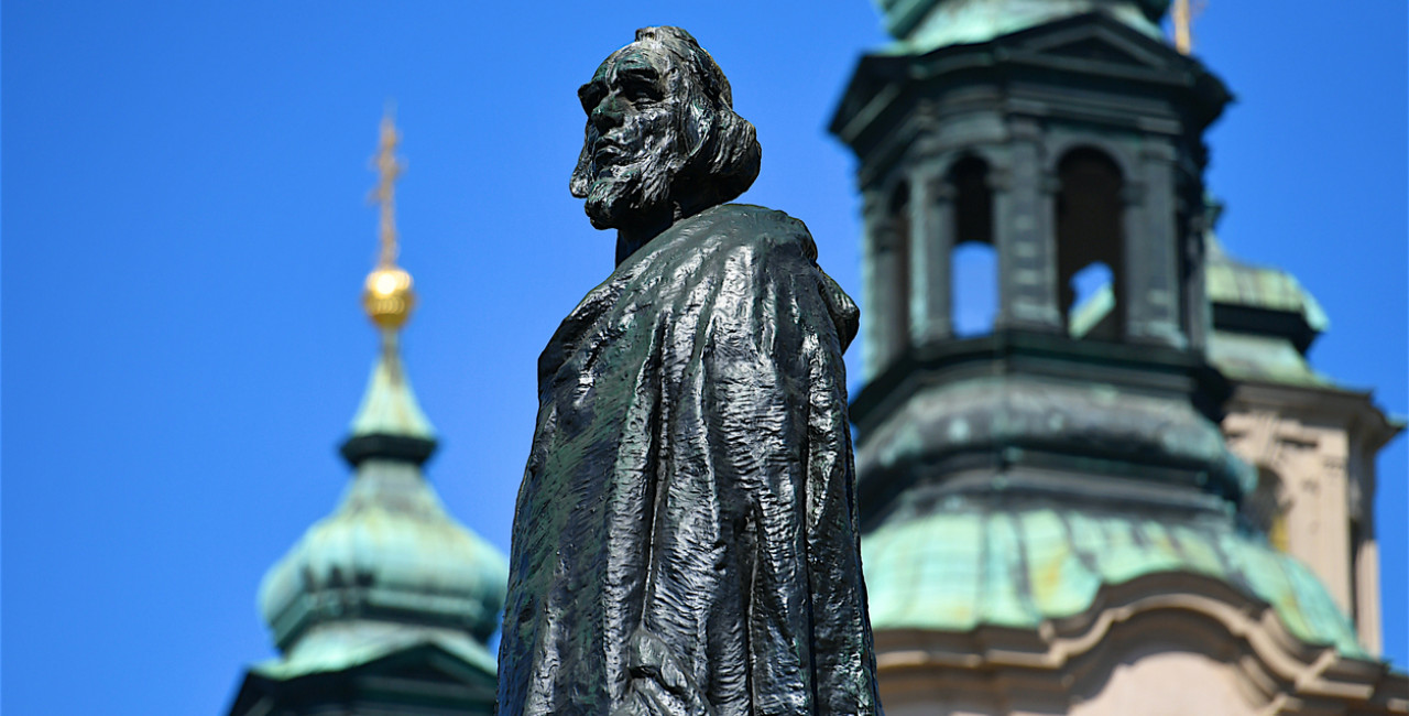 A pair of Czech holidays commemorating saints and a reformer kick off summer this weekend