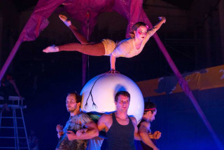 A lighter version of Prague's favorite annual circus festival will take place at Letná park