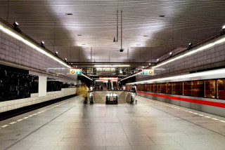 Prague metro service on C line will be interrupted for eight days, beginning this weekend