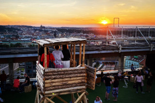 Prague nightlife heads to the rooftops this year: 6 tips for the best to visit