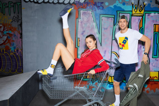 These Lidl-branded socks and sandals are the Czech fashion statement of summer 2020