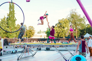 Fun things to do in Prague, August 20–23: Circus spectacular, riverside wine, and open-air fun