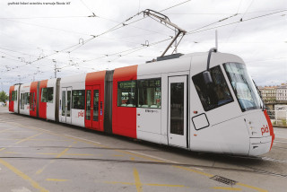 Prague Public Transport unveils new unified color scheme for trams, buses, and trains