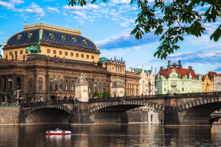 Prague's National Theatre has lost 121 million crowns due to COVID-19 epidemic