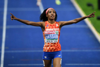 World champion Sifan Hassan to run 5,000-meter event at Golden Spike in Ostrava next month