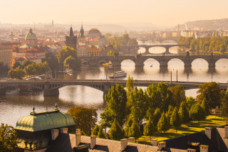 August 2020 ranks among Prague's warmest in history, but broke no records
