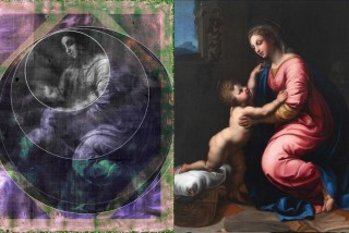 Czech startup uses cosmic imaging to authenticate a lost Raphael painting