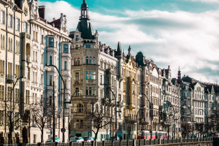 Most foreigners seeking Czech real estate come from the US and Germany