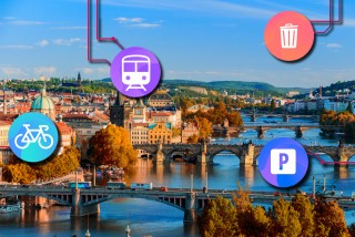 New city-run website Pragozor brings together verified statistics about Prague