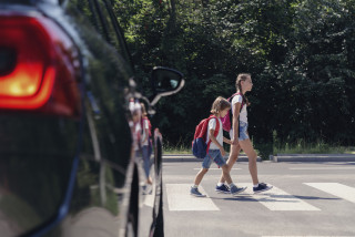 Prague is testing car-free zones in front of elementary schools
