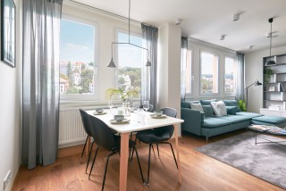 Affordable new development lets first-time buyers own real estate in Prague's pricey Vinohrady
