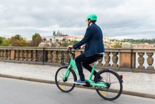 Bolt launches new fleet of 600 e-bikes on the streets of Prague