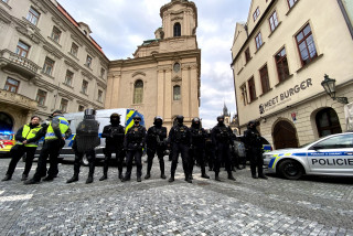 Czech Republic coronavirus updates, October 19: 5,059 new cases, police clash with protesters over restrictions