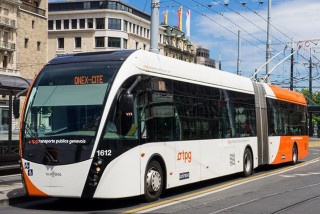 Prague seeks supplier for 20 extended electric trolleybuses for Václav Havel Airport route