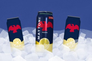 Mattoni's first aluminium can in 150 years comes with a three-crown deposit