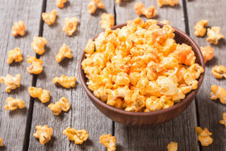 Netflix and smell: this Czech stinky-cheese popcorn makes the perfect snack for weekend streaming