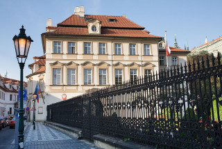 Polish Embassy in Prague