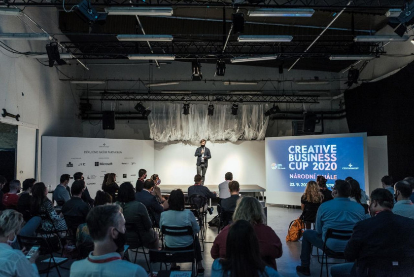 Creative Business Cup competition
