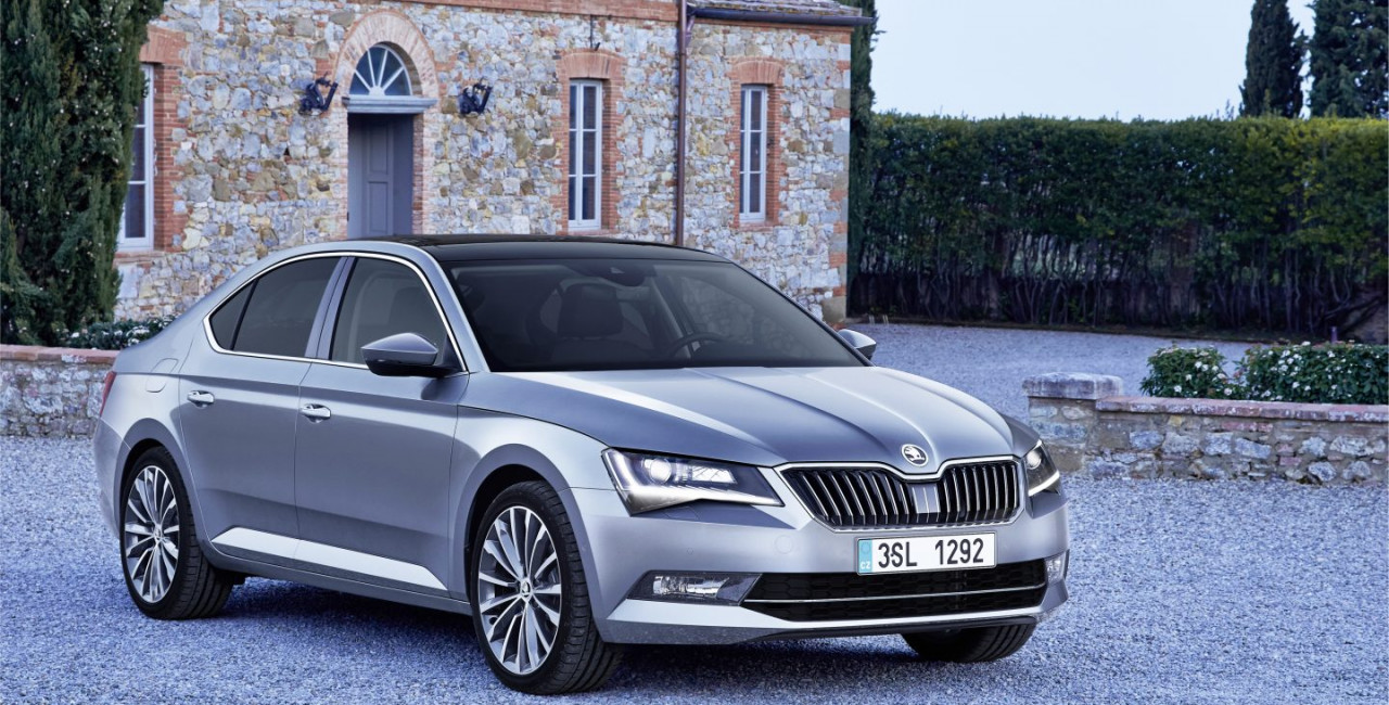 Škoda Superb. (photo: Škoda Auto)