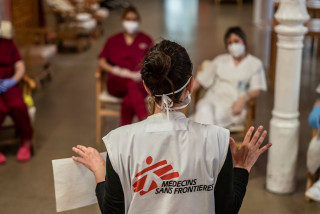 Doctors Without Borders to assist with COVID-19 care in Czech retirement homes
