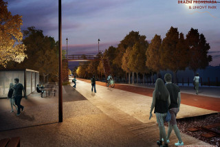Prague's Vršovice and Strašnice neighborhoods to get their own 'New York Highline'