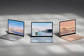 Microsoft's new 'budget' Surface Laptop Go arrives in the Czech Republic, but it isn't cheap