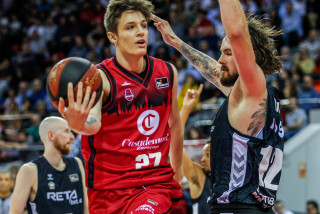 Czech basketballer to move stateside after NBA draft