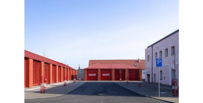 Ministry for Regional Development Award: Líbeznice fire station
