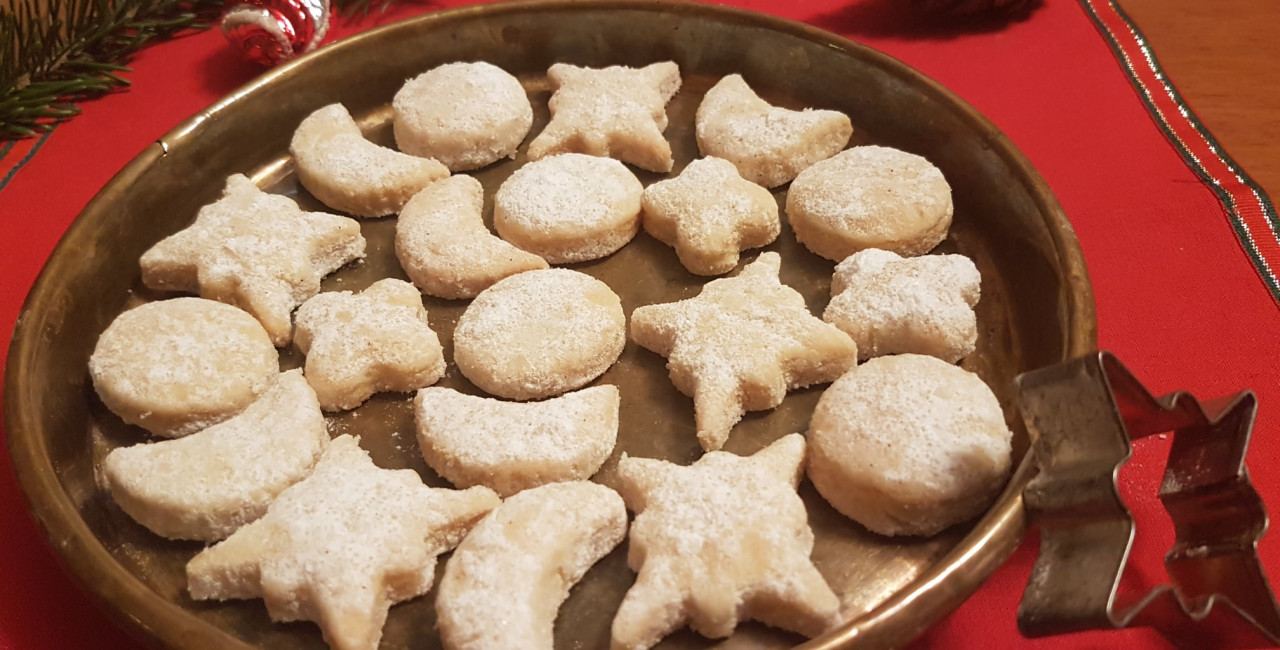 Recipe: This is one of the oldest Czech Christmas cookies – it's prepared 'under water'