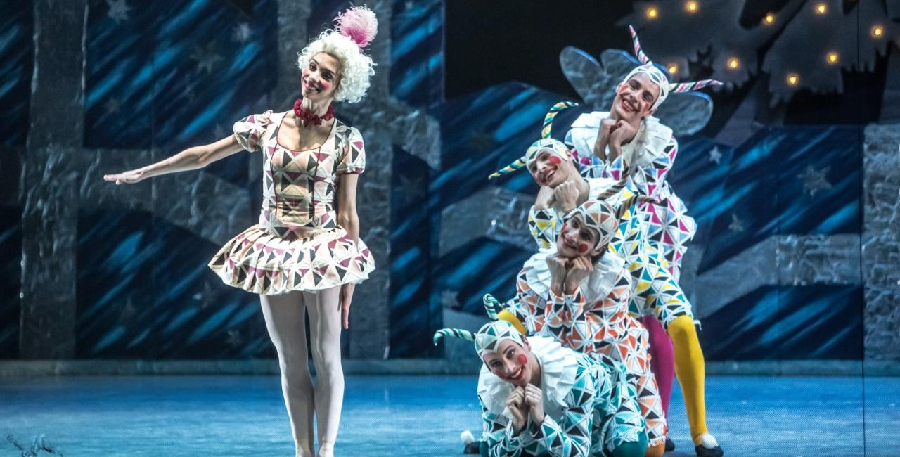 The Nutcracker – A Christmas Carol will stream live on TV and YouTube this year