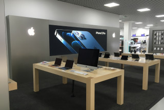 Second dedicated Apple Shop opens in the Czech Republic