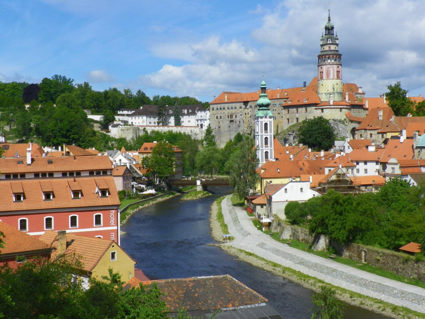 The Castle Museum at Český Krumlov will reopen. (photo: NPÚ)