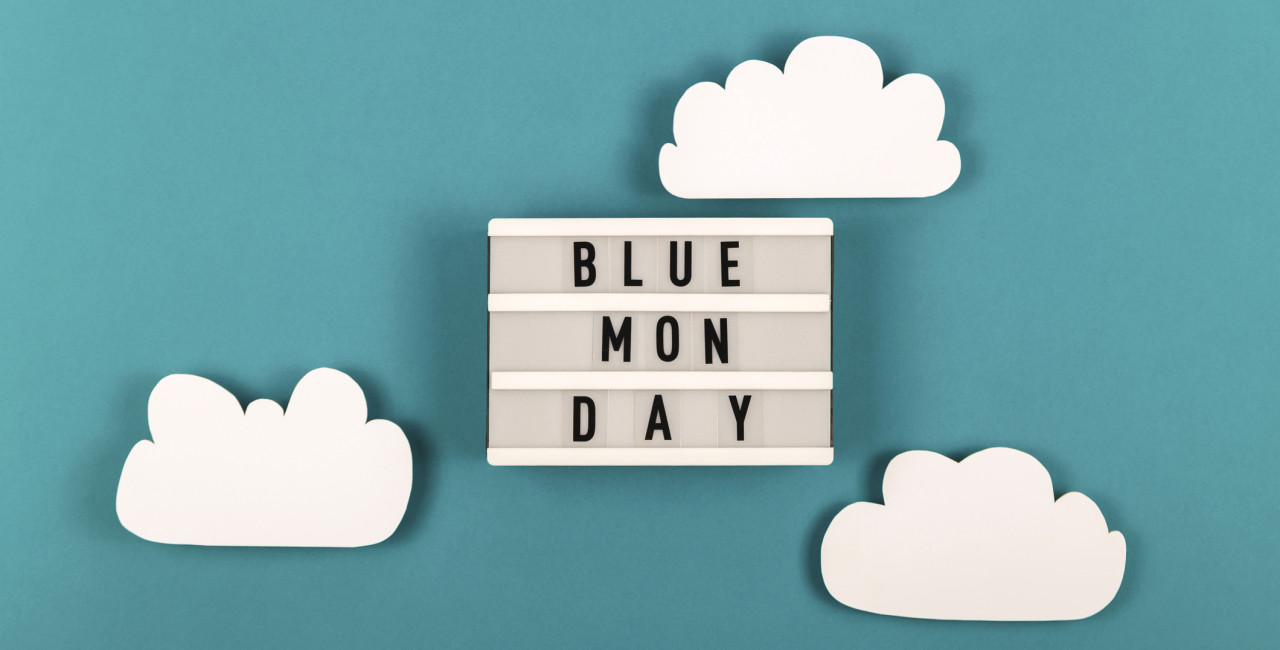 Blue Monday, this year on Jan. 18, is considered to be the most depressing day of the year (image iStock: undefined undefined)