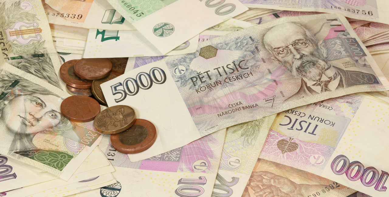 Median pay in the Czech Republic is over CZK 36,000, with Prague salaries even higher