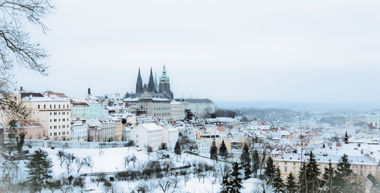 Some parts of the Czech Republic were hit with heavy snow this week. Photo: alexei_tm/iStock